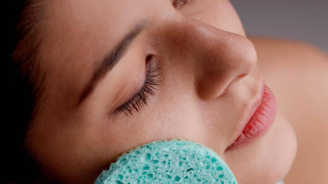proper exfoliation acne